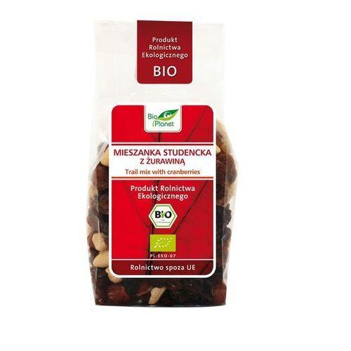 : mieszanka studencka z żurawiną bio - 150 g marki Bio planet
