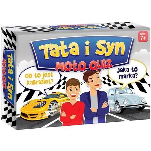GRA TATA I SYN MOTO QUIZ -, 5902768471328