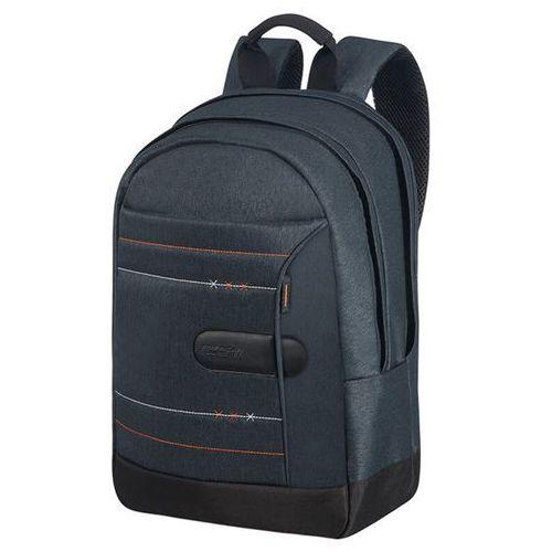 "American Tourister SonicSurfer Lifestyle plecak miejski na laptopa 15,6"" / na tablet 10,1"" / granatowy - Jeans (5414847921988)"