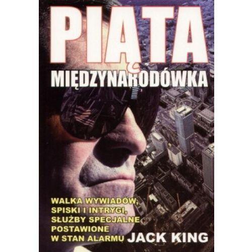 Piąta międzynarodówka, książka z kategorii Kryminał, sensacja, przygoda