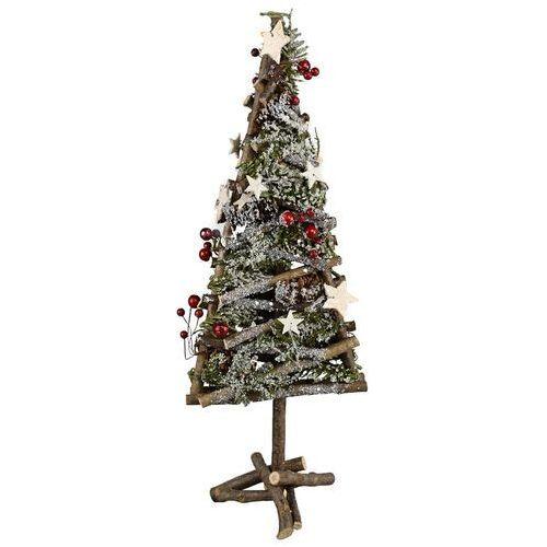 Bożonarodzeniowa choinka wiklinowa Arbre, 48 cm (8592653016603)