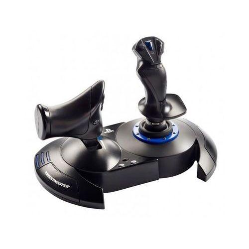 Thrustmaster Joystick t-flight hotas 4 official emea do pc/ps4 + war thunder starter pack (3362934110208)