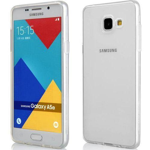 Global Technology NAKŁADKA TRANSPARENTNA Samsung A5 (A510) 2016 Darmowy odbiór w 21 miastach!, kolor Global