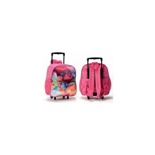 Trolle plecak z kółkami Trolls *, CentralaZ10722