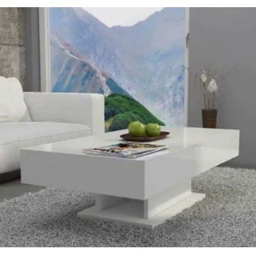 Stolik orido 120cm biały wysoki połysk marki Mato design