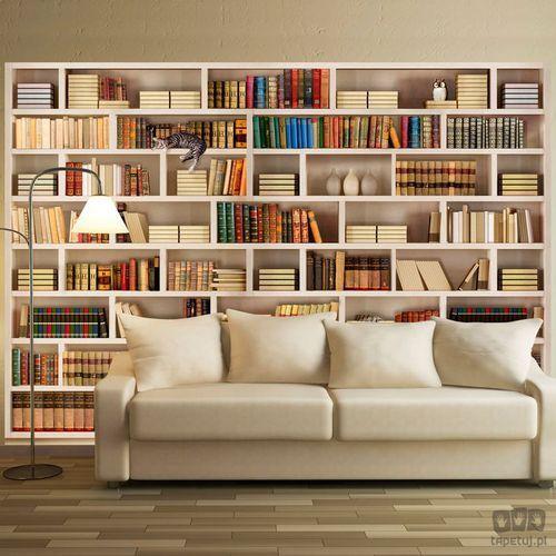 Murando Fototapeta domowa biblioteczka 10110905-29