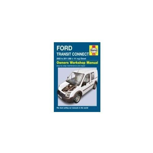 Ford Transit Connect Service and Repair Manual - Dobra cena!