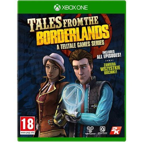 OKAZJA - Tales from the Borderlands (Xbox One)