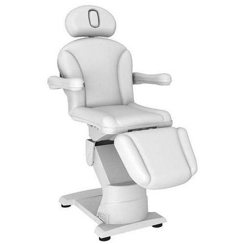 Fotel kosmetyczny elektryczny 2w1 optima marki Cosnet