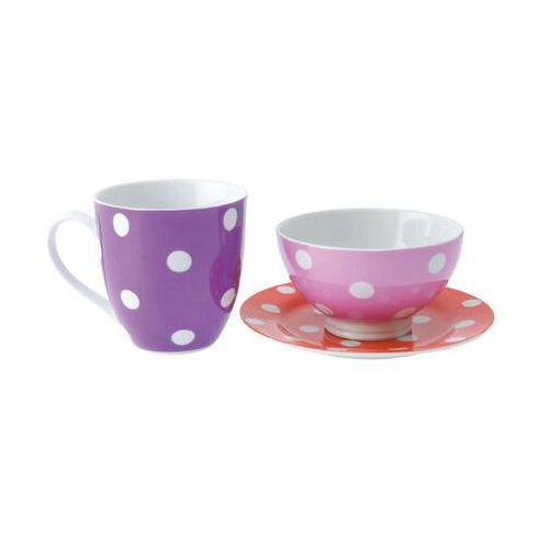 Breakfast set multi dots marki Pt