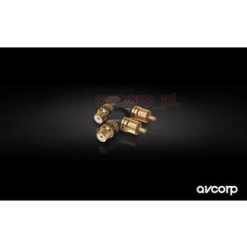 Viablue XS RCA adapter 90° S/XL MIX (4048834406250)
