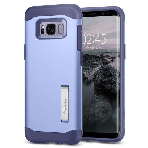 Spigen Slim Armor Samsung Galaxy S8+ fioletowy