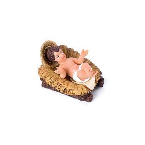 Dzieciątko Jezus w żłóbku, do szopki, JSUR02766A