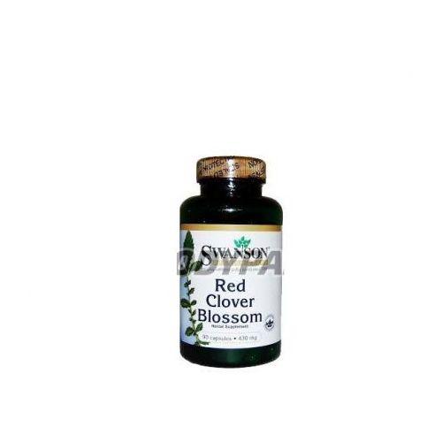 Kapsułki Red clover 430mg 90kaps. Najniższe ceny, najlepsze promocje w sklepach, opinie.
