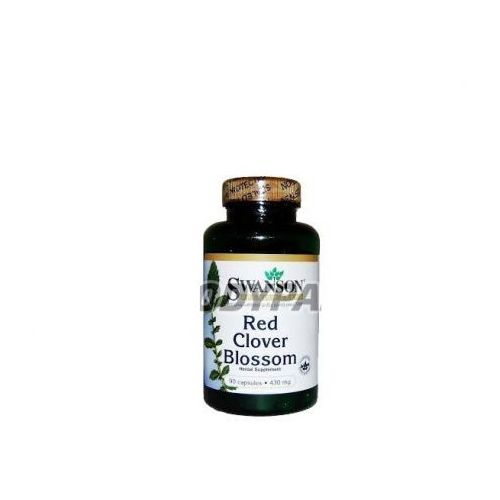 Swanson Red clover 430mg 90kaps - OKAZJE