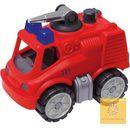 Big samochód straż pożarna armatka wodna auto