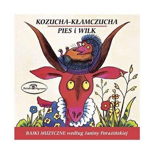 Kozucha klamczucha / pies i wilk - bajki muzyczne wg j. porazinskiej marki Warner music
