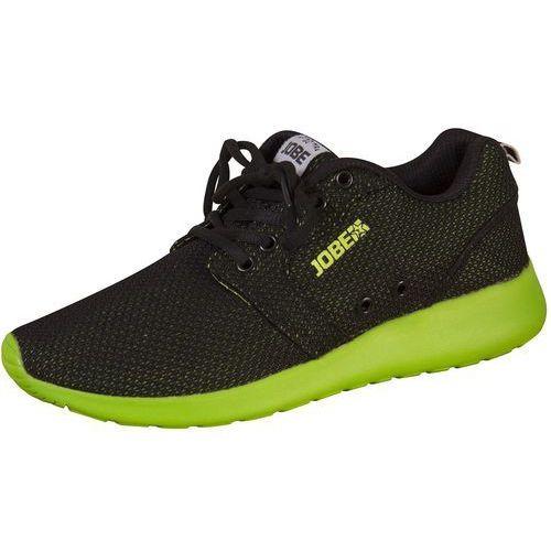 Antypoślizgowe buty discover lace, czarno-zielony, 10 (us) 44 (eu) marki Jobe