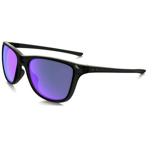 Oakley reverie okulary sportowe black ink