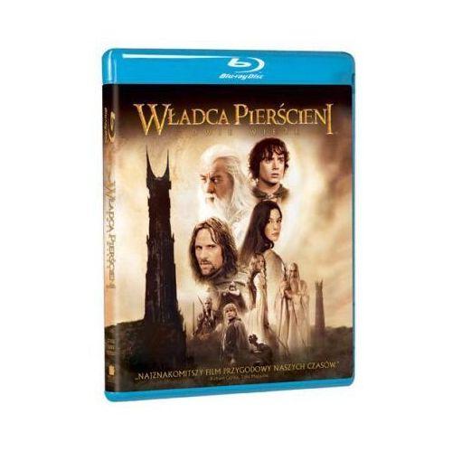 Galapagos films Władca pierścieni: dwie wieże (bd+dvd) 7321999275075