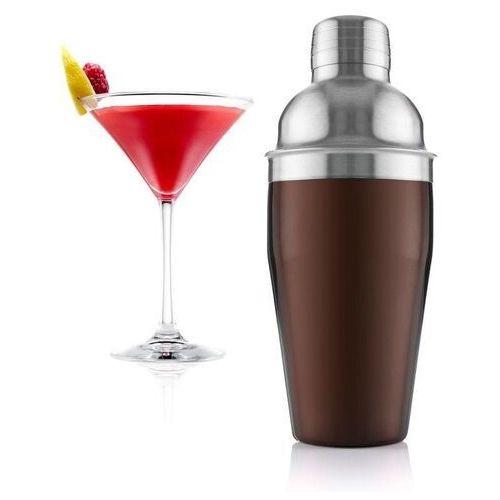 - szejker do koktajli stalowy marki Vacu vin