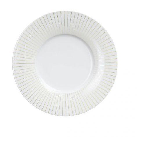 Kahla - magic grip dîner ray of gold - talerz obiadowy (średnica: 27 cm)