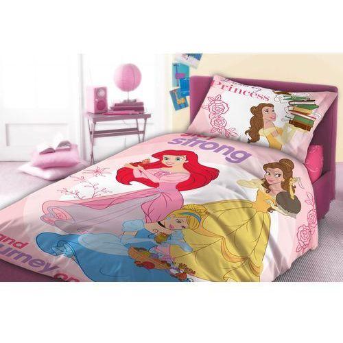 Pościel Disney Princess 160x200+70x80 - Faro. DARMOWA DOSTAWA DO KIOSKU RUCHU OD 24,99ZŁ, PRINCESS 038