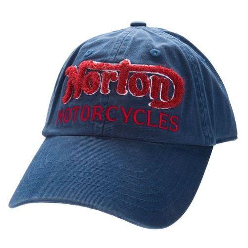 root baseball cap niebieski uni od producenta Norton