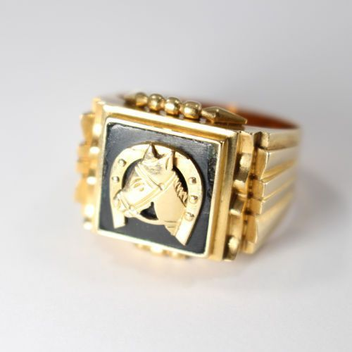 Złoty sygnet - P1049