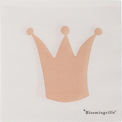 Serwetka princess marki Bloomingville