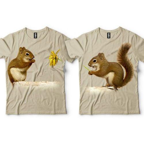Zakochane wiewiórki pack