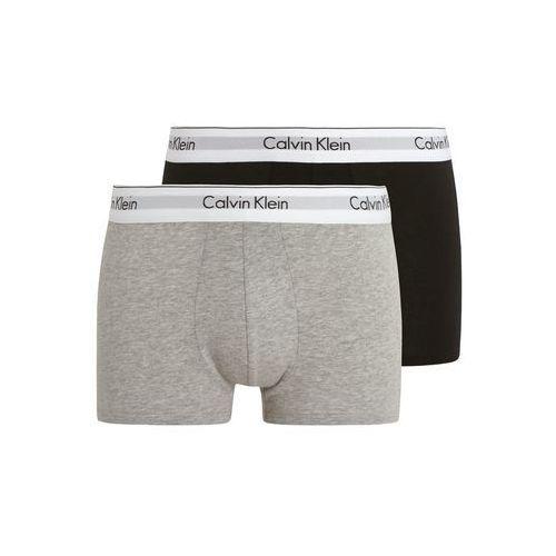 Calvin Klein Underwear MODERN STRETCH TRUNK 2 PACK Panty black, w 4 rozmiarach