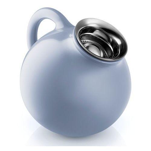 Dzbanek do herbaty z zaparzaczem  globe nordic blue marki Eva solo