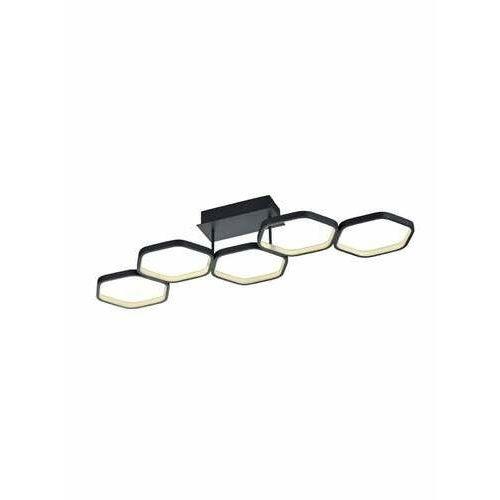 Trio rl vigo r62055142 plafon lampa sufitowa 1x24w led 3000k antracyt