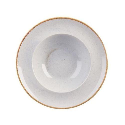 Fine dine Talerz do pasty ashen   śr. 260 lub 300 mm