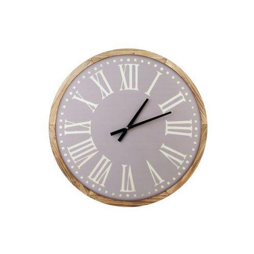 Mondex Duży zegar do zawieszenia ścienny 60 cm okrągły