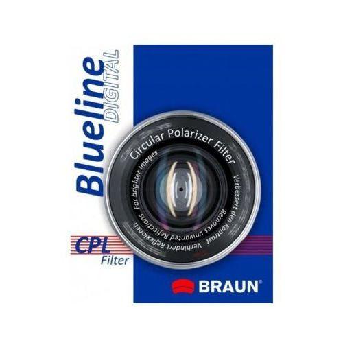 Filtr BRAUN CPL Blueline (58 mm) (4000567141778)