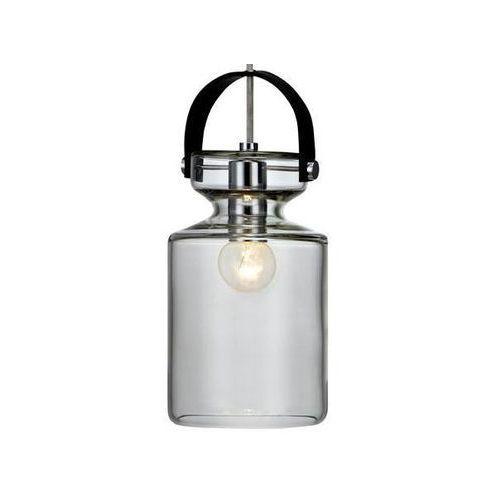 Markslojd Milk 105777 lampa wisząca przeźroczysta 40w e14