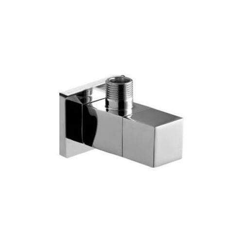 Zawór wodny kątowy kwadratowy 1/2x3/8 244-020-00 marki Armatura kraków