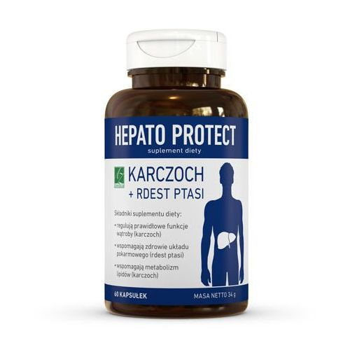 Hepato Protect - suplement diety
