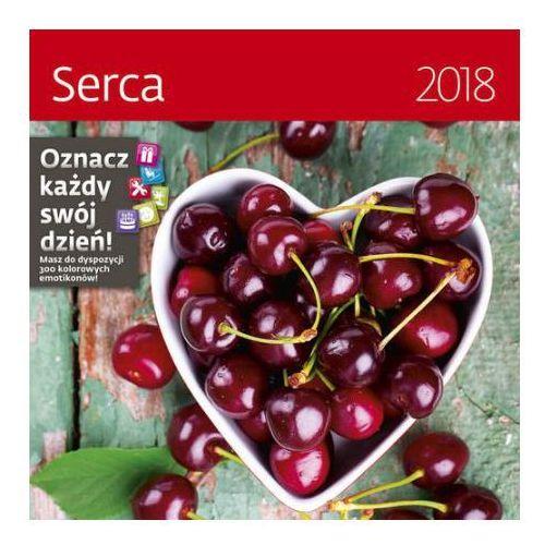 Kalendarz 2018 Serca - Sztuka Rodzinna (8595230645401)