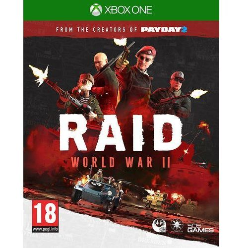 OKAZJA - Raid World War 2 (Xbox One)