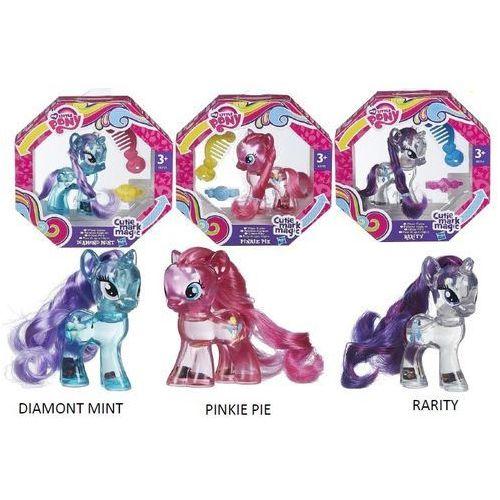 Figurka HASBRO My Little Pony Brokatowe Kucyki B0357 WB8