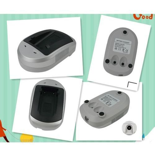 """Sony np-f330 / panasonic vw-vbd1 / jvc bn-v812 ładowarka 230v z wymiennym adapterem (gustaf) marki """"gustaf"""" kacper gucma"""