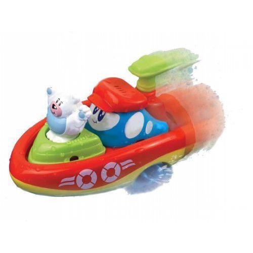 Dumel nakręcona łódka pływam i jeżdżę mix marki Dumel discovery