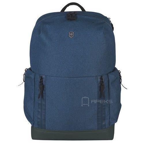 "Victorinox Altmont Classic Deluxe plecak na laptop 15,4"" / granatowy - Blue, kolor czarny"