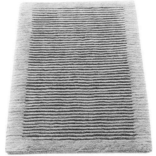 Dywanik łazienkowy Cawo ręcznie tkany 100 x 60 cm szary, 1002_100_60_775