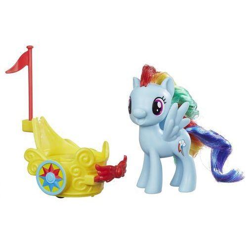Hasbro My little pony kucykowy rydwan rainbow dash