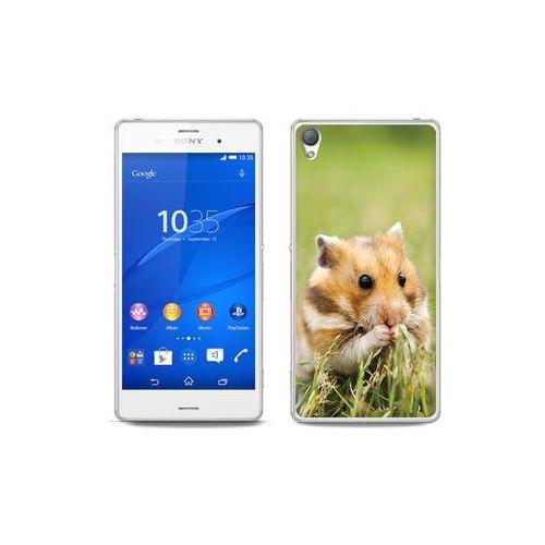 etuo Foto Case - Sony Xperia Z3 - etui na telefon Foto Case - chomik w trawie, ETSN125FOTOFT016000