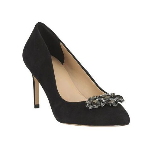 Phase Eight Dahlia Suede Jewel Point Heel